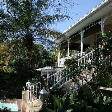 Goble Palms Guest House