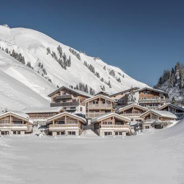 Aadla Walser-Chalets am Arlberg