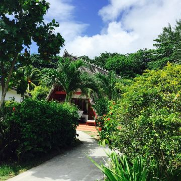 Hotel La Digue Island Lodge