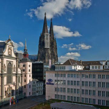 Hilton Hotel Cologne