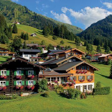 Hotel Alpenhof Jäger