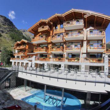 Hotel Fleurs de Zermatt