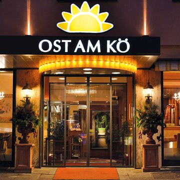 City Hotel Ost am Kö Augsburg