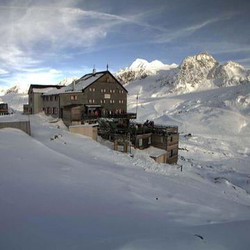 Schutzhütte Schöne Aussicht/ Refugio Bella Vista