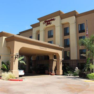 Hotel Hampton Inn Visalia