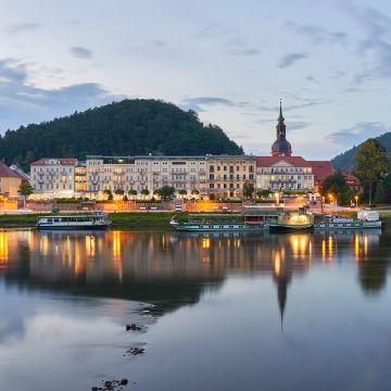 Hotel Elbresidenz an der Therme Bad Schandau