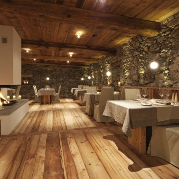 Relais & Châteaux IN LAIN Hotel Cadonau