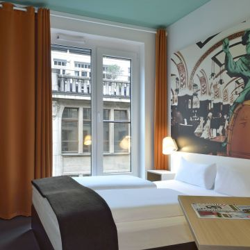 B&B Hotel Leipzig-City