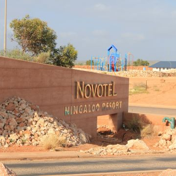 Hotel Novotel Ningaloo Resort