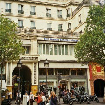 Best Western Hotel Ronceray Opera Paris