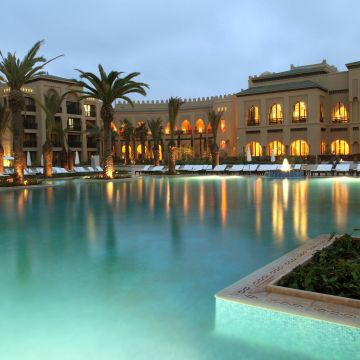 Hotel Mazagan Beach Resort
