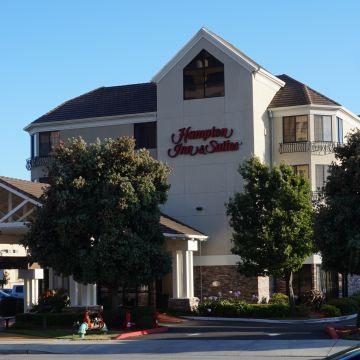 Hotel Hampton Inn & Suites - SFO Airport South