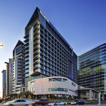 Hotel Novotel Al Bustan Abu Dhabi