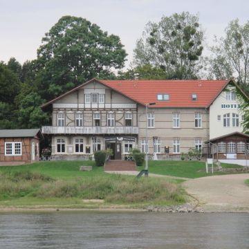 Hotel Elbterrassen im Wörlitzer Winkel