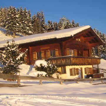 Hütte Kristemoarhütte