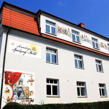 Sonneberger Spielzeug-Hotel