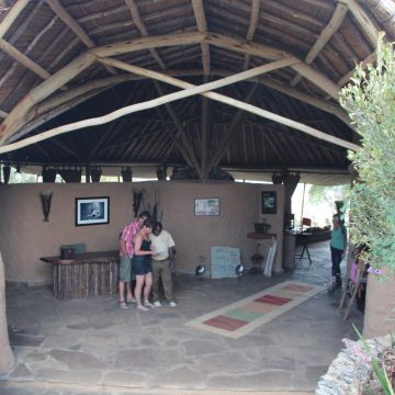 Hotel Kilima Camp