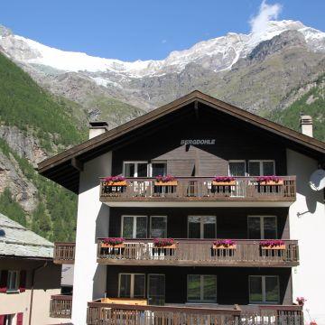 Ferienhaus Bergdohle
