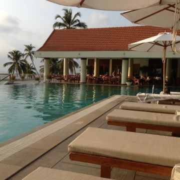 Hotel The Leela Kovalam Beach