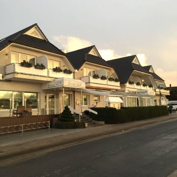 Strandhotel Familie Weidmann