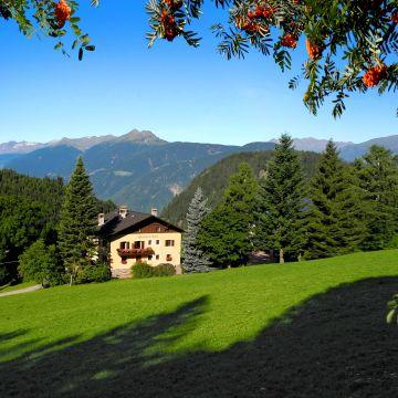 Steinerhof in Hafling