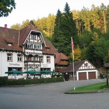 Gasthof Jagdhaus Steinasäge