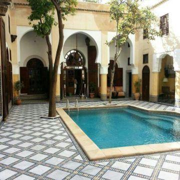 Hotel Riad La Maison Bleue