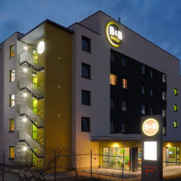 B&B Hotel Freiburg-Süd