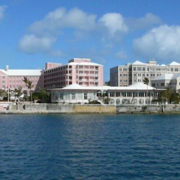 Hotel Fairmont Hamilton Princess