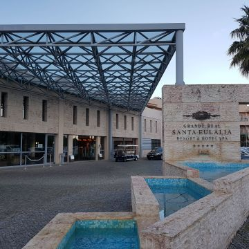Hotel Grande Real Santa Eulália