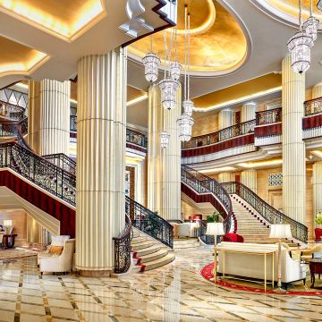 Hotel St. Regis Abu Dhabi