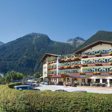 Hotel Klockerhaus