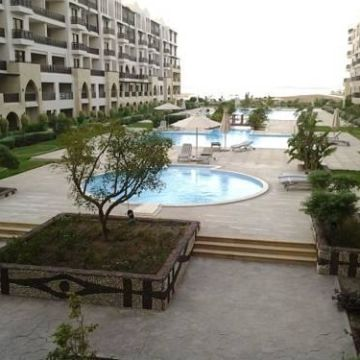 Apartments in the Samra Bay Compound
