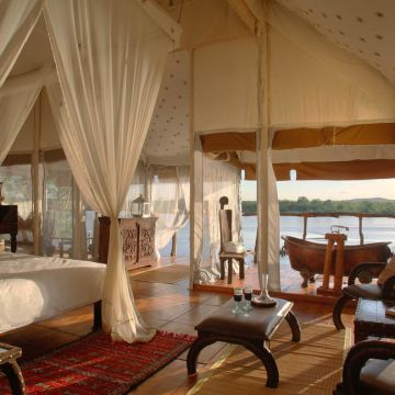Hotel The Retreat Selous