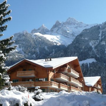 Hotel The Lodge Champéry