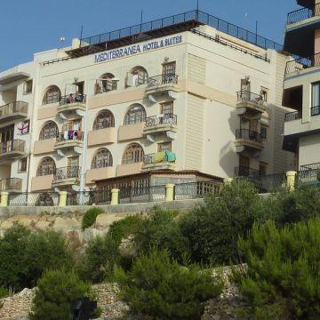Hotel Howard Johnson Mediterranea (existiert nicht mehr)