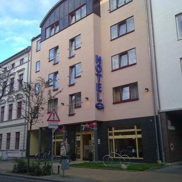 Hotel am Jungfernstieg