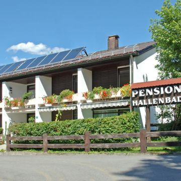 Pension am Regen