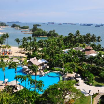 Hotel Shangri-La's Rasa Sentosa Resort