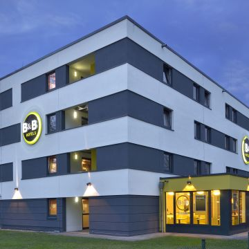 B&B Hotel Dortmund-Messe