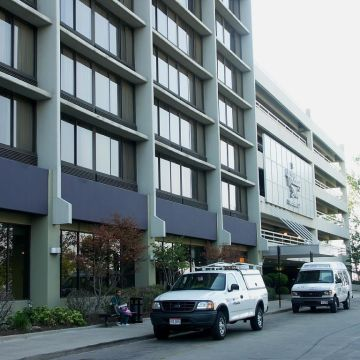 Hotel Doubletree Cleveland Downtown-Lakeside