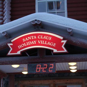 Hotel Santa Claus Holiday Village