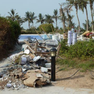 Al Hamra Fort Hotel & Beach Resort (Vorgänger-Hotel – existiert nicht mehr)