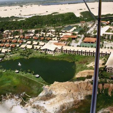 Hotel Oasis Praia Fontes