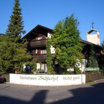 Gästehaus mit Herz -Hotel der Bichlerhof