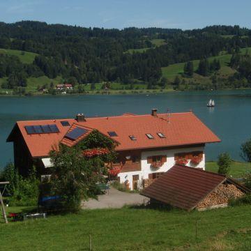Landhaus Sinz über'm See