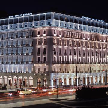 Hotel Grande Bretagne