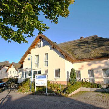 Hotel Strandhaus Mönchgut
