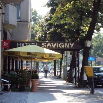 Hotel Savigny (geschlossen)