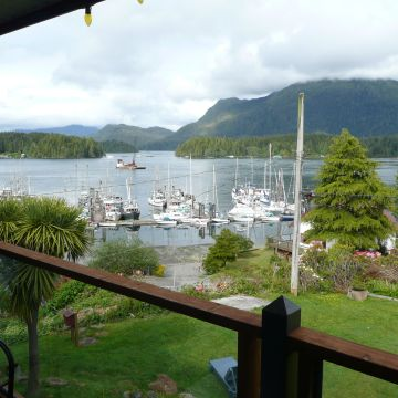 The Tofino Harbourview Motel